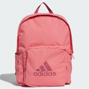 New Adidas Classic Backpack Hazy Rose/Wild Pink